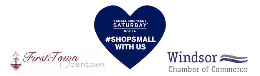 Small Business Saturday November 24, 2018