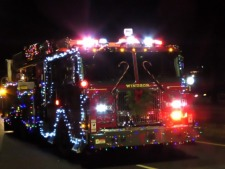 Save the Date: Dec. 5th:  Torchlight Parade