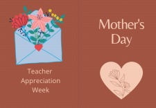 Mother's Day / Teacher Appreciation Day Specials