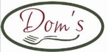 Dom's Re-opening Sept 14