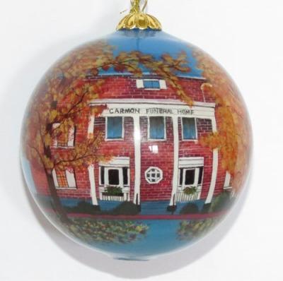 2012 Carmon Funeral Homes Ornament
