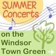 2012 Summer Concert Schedule