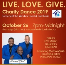 Live. Love. Give. Charity Dance